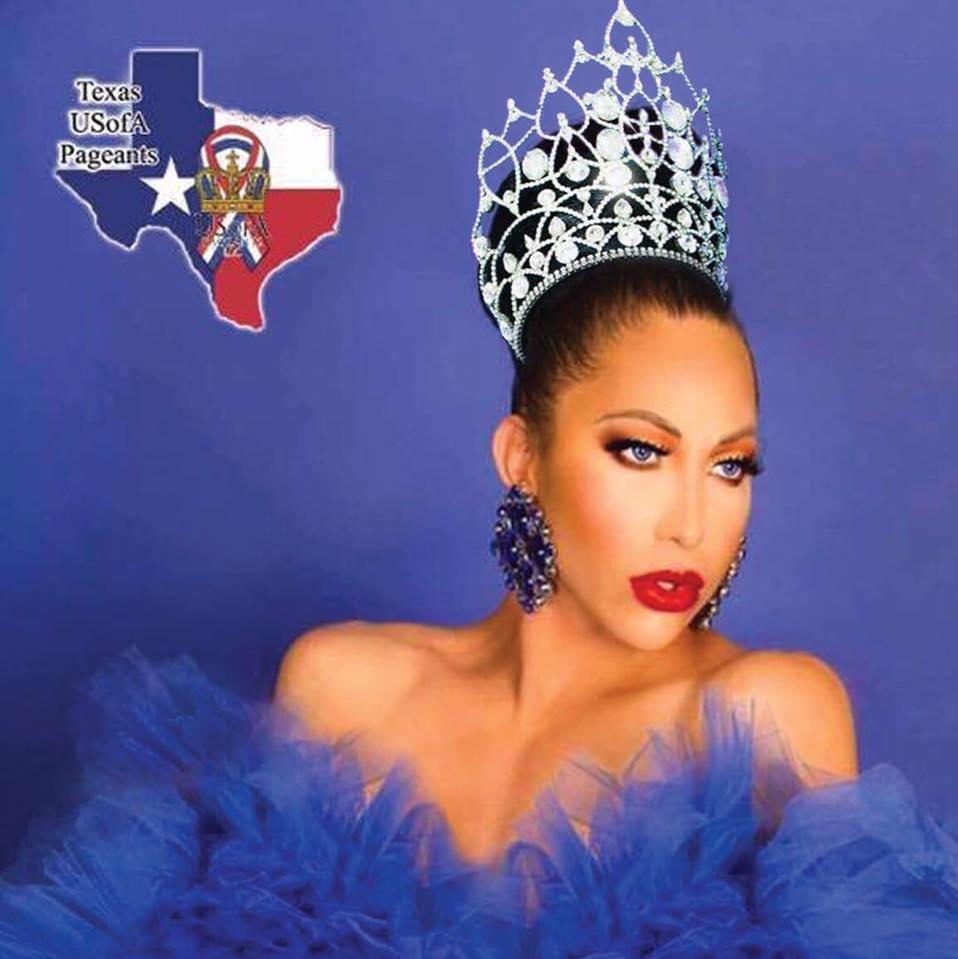 Amanda Nicole Miss Gay Texas USofA 2017