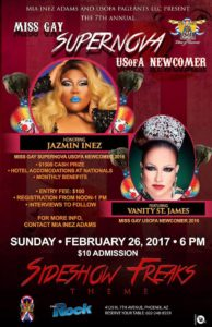 Miss Gay Supernova USofA Newcomer 2017 @ The Rock | Phoenix | Arizona | United States