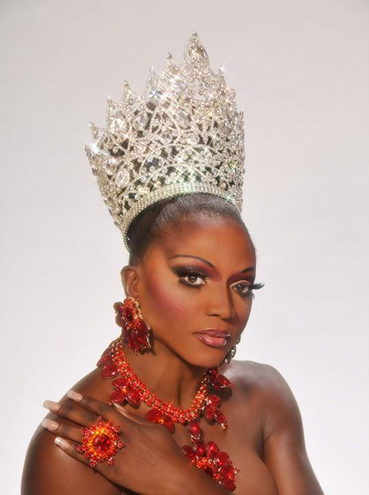 Dominique Sanchez Miss Gay USofA 2010