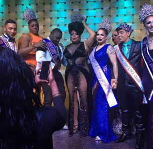 Miss Gay USofA At Large 2016 Crowning