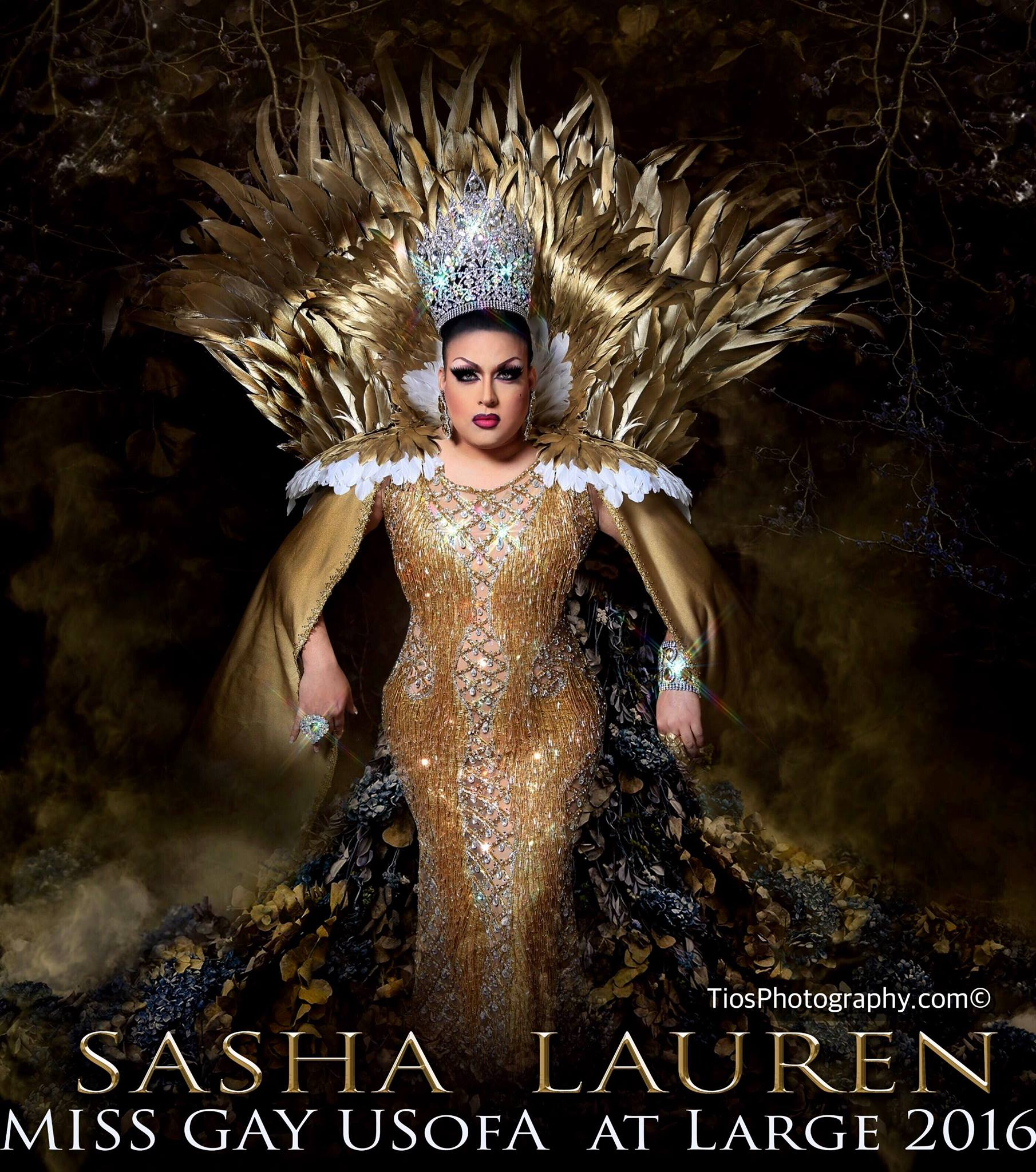 Sasha Lauren Miss Gay USofA At Large 2016