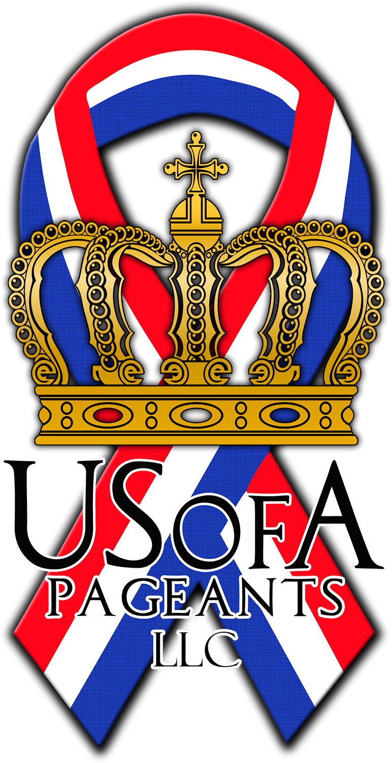 USofA Pageants LLC Logo