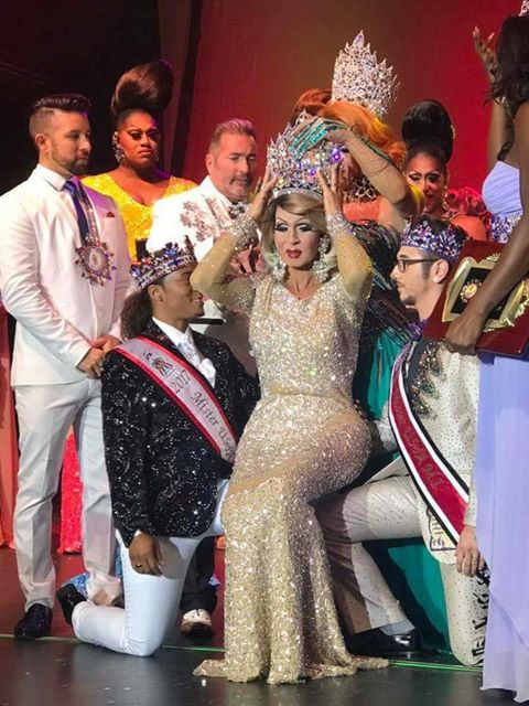 Roxie Hart Miss Gay USofA 2017